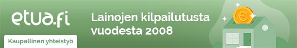 Asuntolainojen Marginaalit 2021